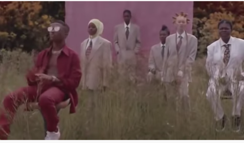 Beyonce Wizkid Brown Skin Girl Video