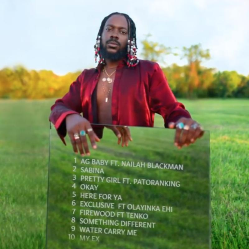 """Adekunle Gold – """"Afro Pop Vol. 1"""" 1"""