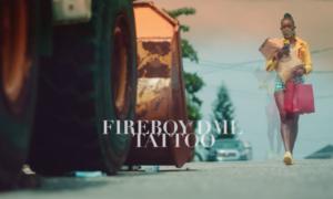 Tattoo Lyrics Fireboy DML