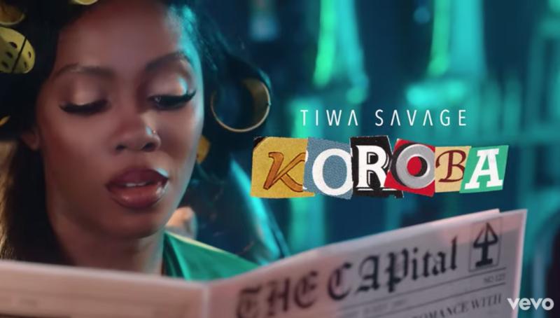 Tiwa Savage Koroba Video