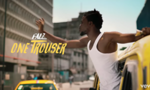 Falz One Trouser Lyrics