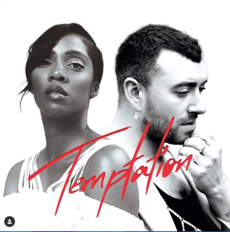 "Tiwa Savage x Sam Smith – ""Temptation Lyrics"""