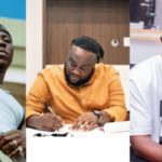 Ghanaian Singer, Stonebwoy Reportedly Beats Up Sarkodie's Manager