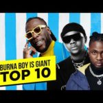 Top 10 Nigerian Songs Of The Week (Wk. 2 of August, 2020)
