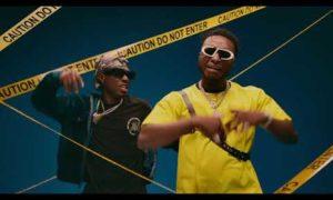 DJ Kaywise x Mayorkun, Naira Marley, Zlatan What Type Of Dance Video