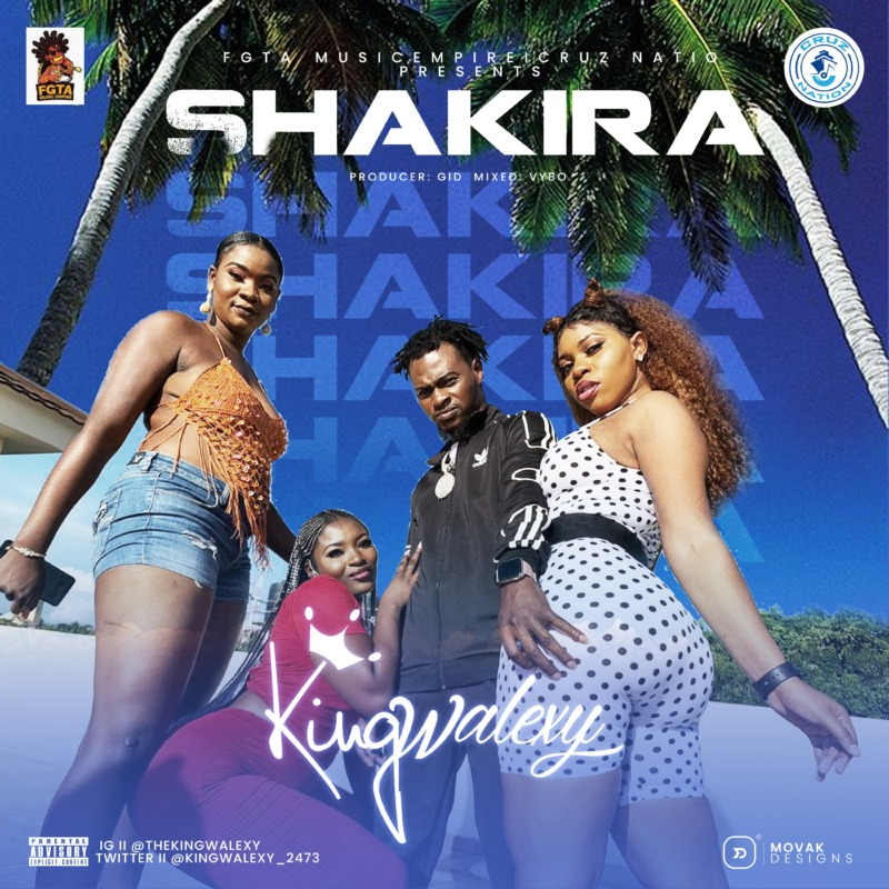 KingWalexy Shakira