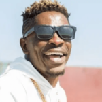 Nigerians React To Shatta Wale's 'Short Gown With Leg Chain' Drip