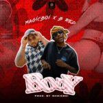 "[Audio + Video] MagicBoi x B-Red – ""Body"""