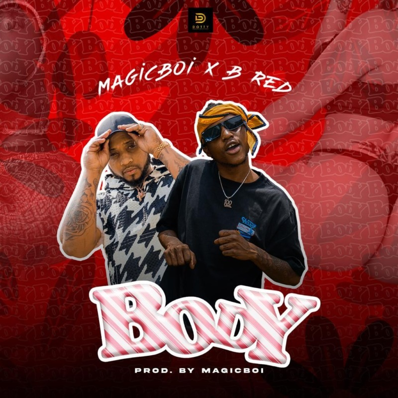 MagicBoi B Red - Body