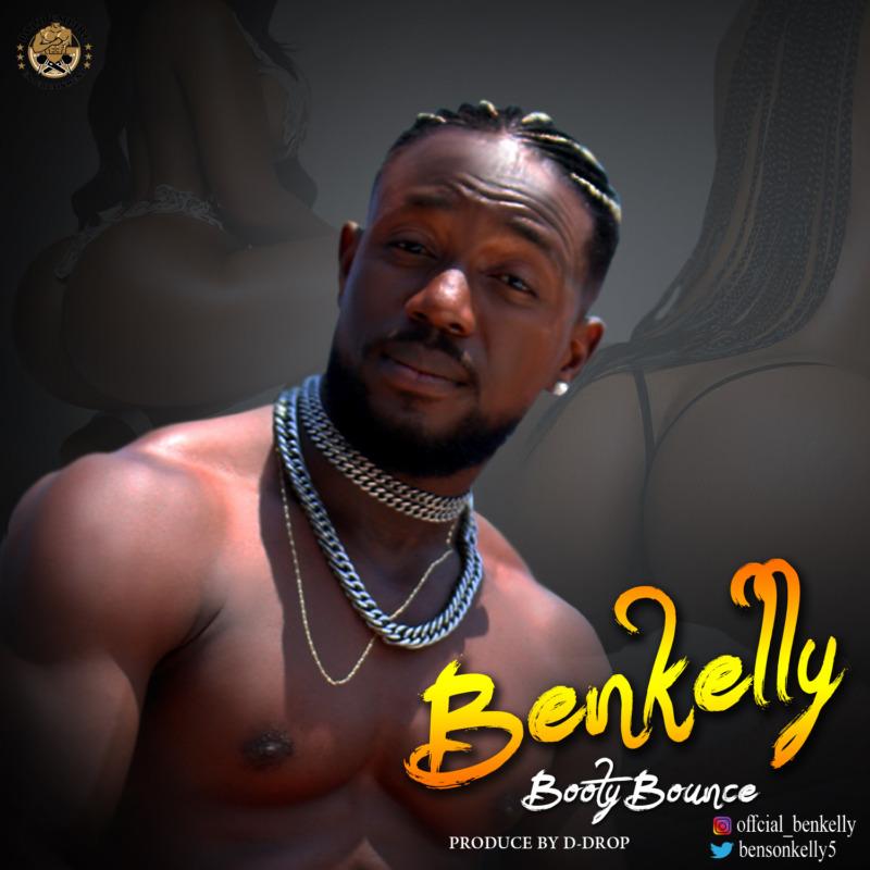 "Benkelly – ""Booty Bounce"" (Prod By D-Drop)"