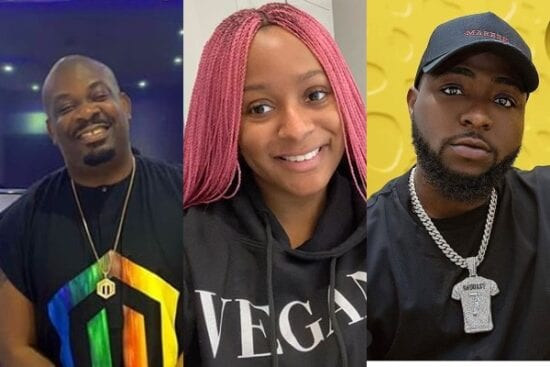 <div>Don Jazzy, Zlatan & Davido React As DJ Cuppy & Her Sisters Get Ferrari Cars Worth 83 Million Naira Each</div>