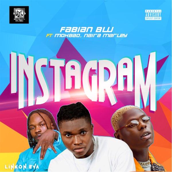 Fabian Blu Instagram Naira Marley, Mohbad