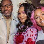 Femi Otedola Gifts DJ Cuppy & Her Sisters Customized Ferrari Cars Worth 83 Million Naira Each