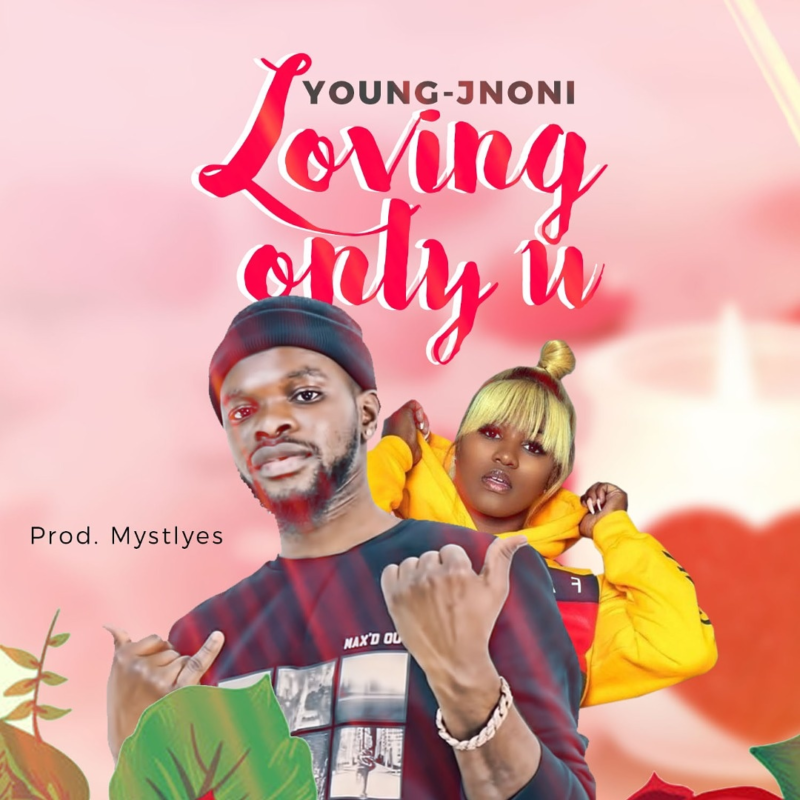 YOUNG JNONi Loving Only You