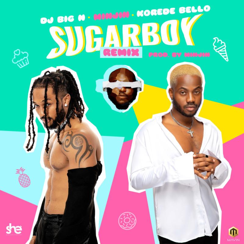 Minjin Sugar Boy (Remix) Korede Dj Big N