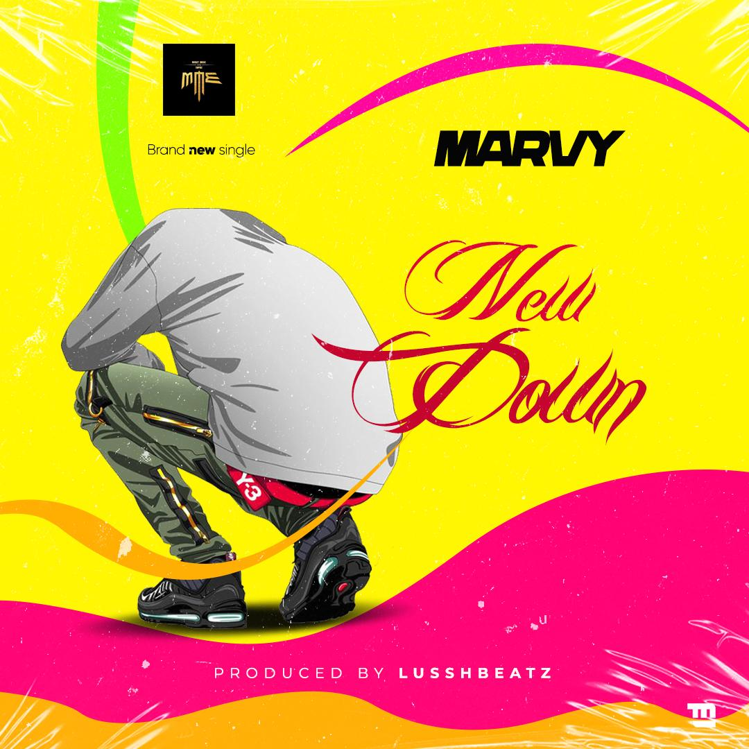 Marvy New Down