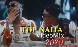 DJ Blaze, Top Naija Mix 2020