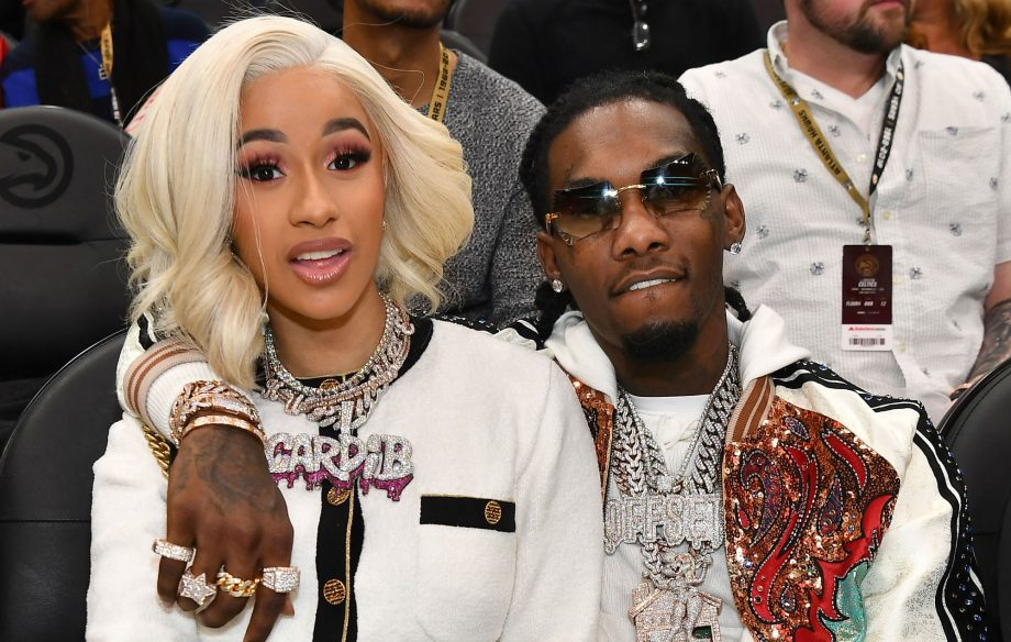 Cardi B Debunks Rumors Of Husband, Offset Expecting Another Child After Filling For Divorce 1