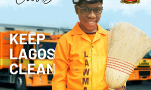 OzzyBee Keep Lagos Clean