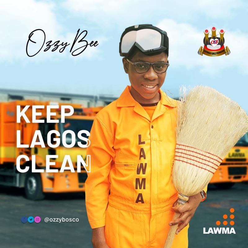 OzzyBee Keep Lagos Clean