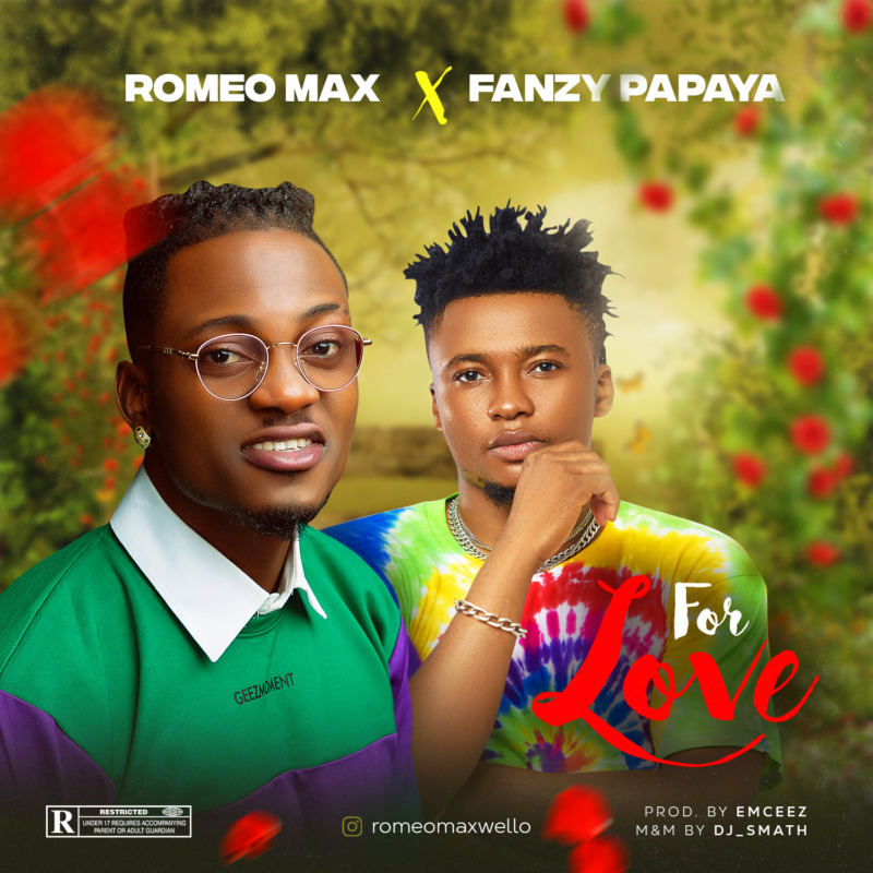 Romeo Max For Love Fanzy Papaya