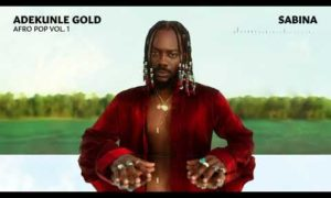 Adekunle Gold Sabina