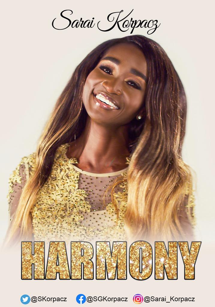"[Audio + Video] Sarai Korpacz – ""Harmony"""