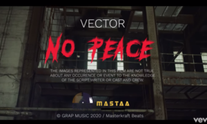 Vector No Peace