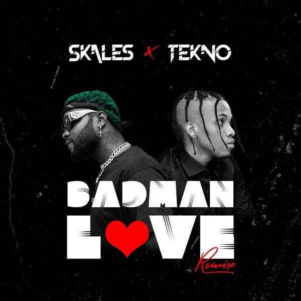 "Download mp3 Skales ft Tekno – ""Badman Love"" (Remix)"