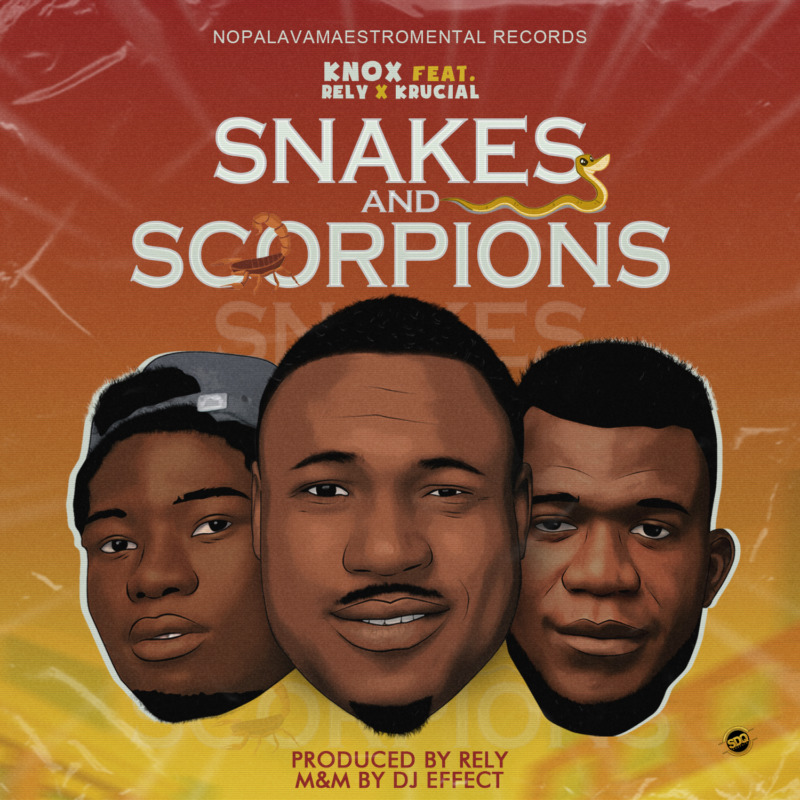 Knox Snakes n Scorpions Rely Krucial