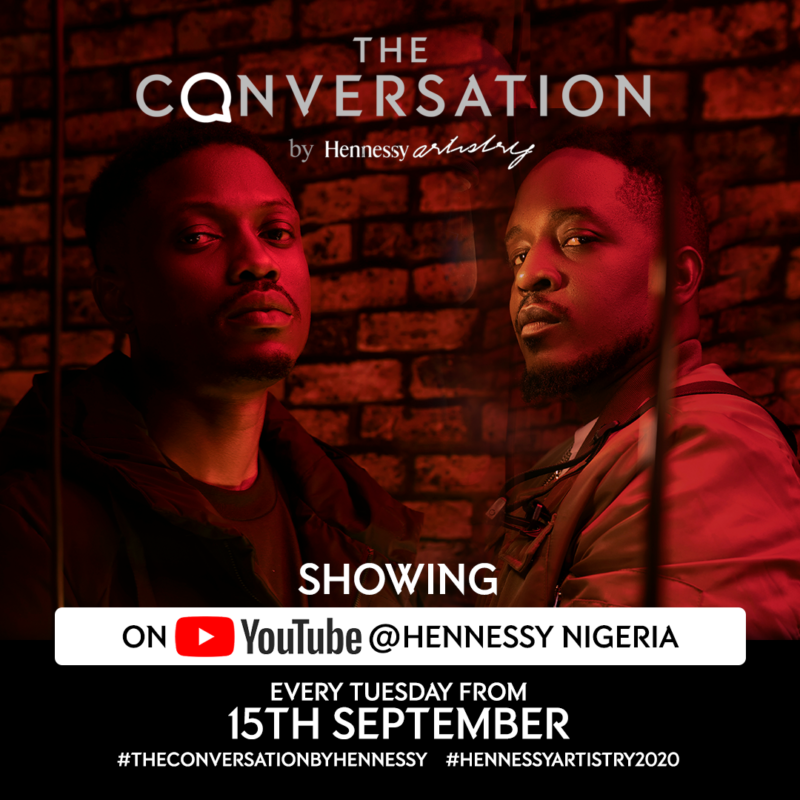 Hennessy Artistry presents 'The Conversation' featuring M.I & Vector Tha Viper 1