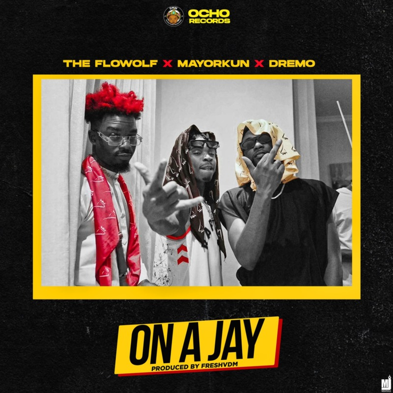 FloWolf Dremo Mayorkun On A Jay Lyrics