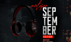DJ Latitude Tooxclusive Mixtape September Edition