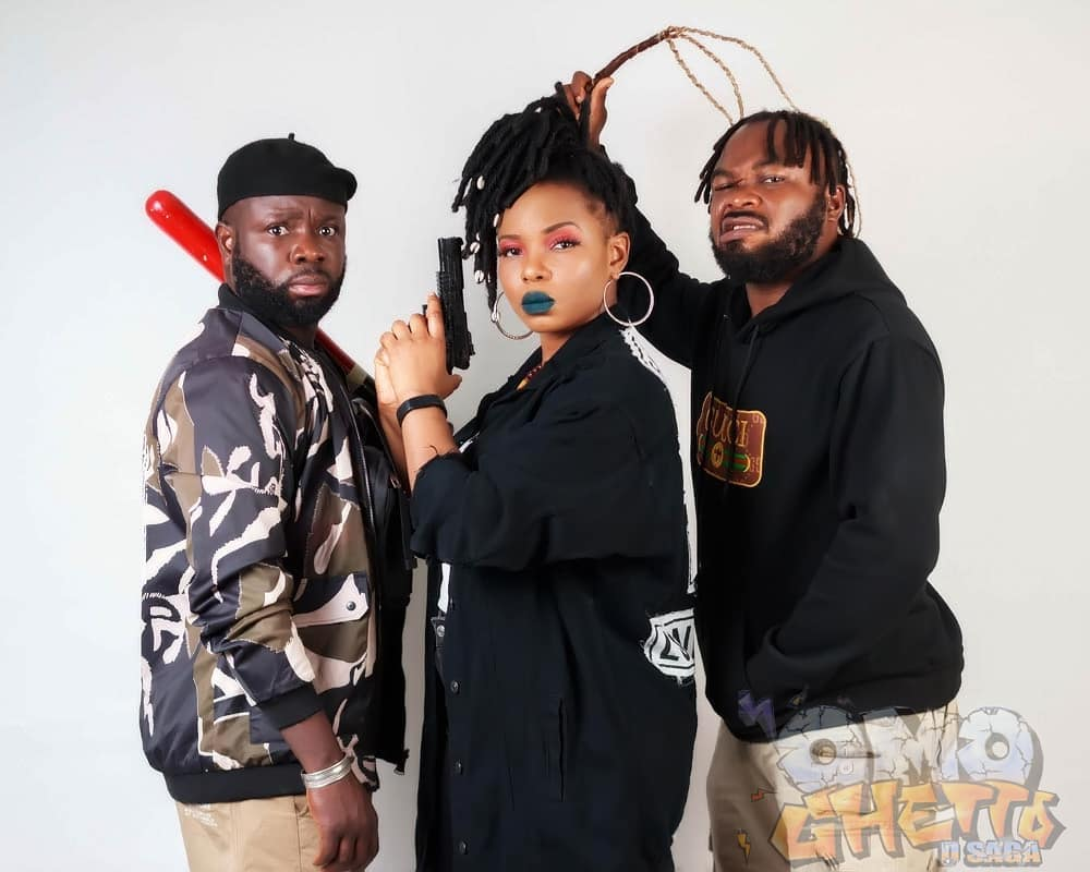 "Yemi Alade to make Movie debut in Funke Akindele's ""Omo Ghetto: The Saga"" 2"