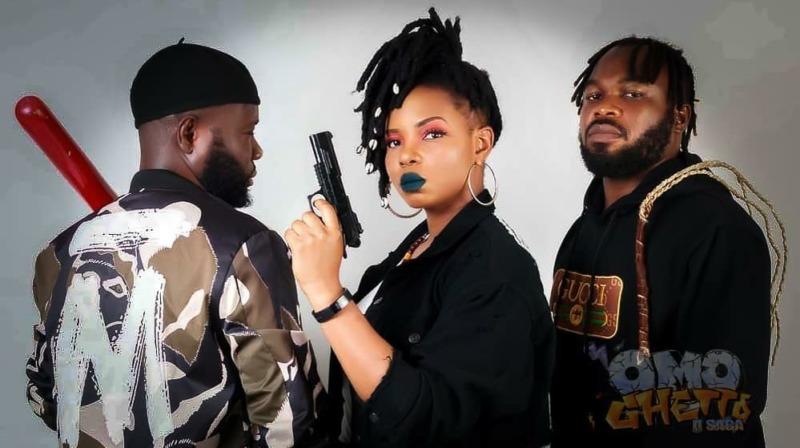 "Yemi Alade to make Movie debut in Funke Akindele's ""Omo Ghetto: The Saga"" 1"