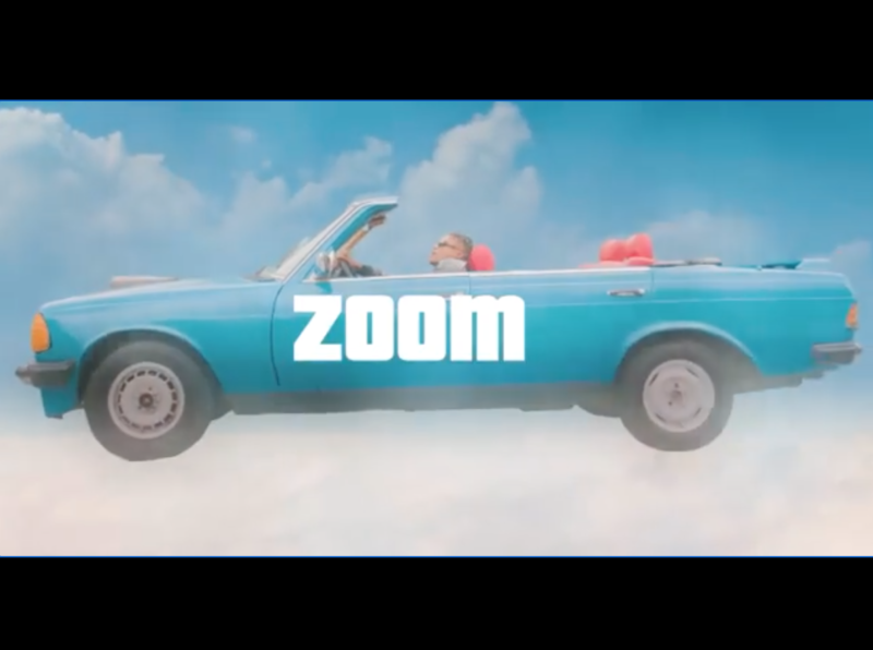 "Video + Audio: Cheque – ""Zoom"""