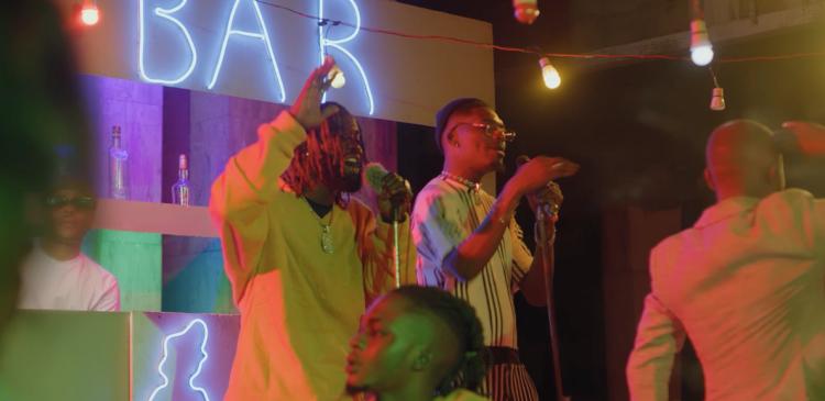 "[Video] HGB – ""No Balance"" ft. Jeff South x Alhaji Sweetest 1"