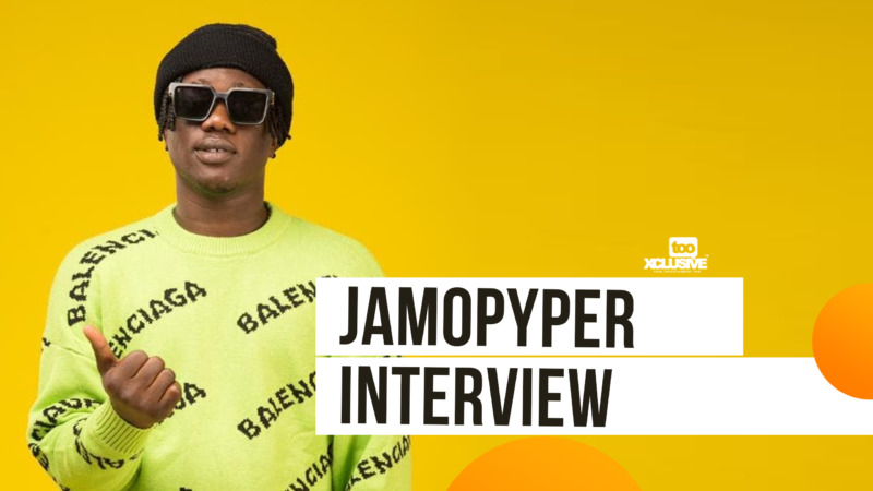 """I Have The No 1 Song In The Country, Thanks To Zlatan"" – JamoPyper Brags 1"