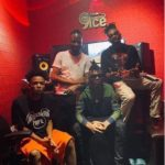 Mayorkun & 9ice Tease Fans With Incoming Collaboration || Watch