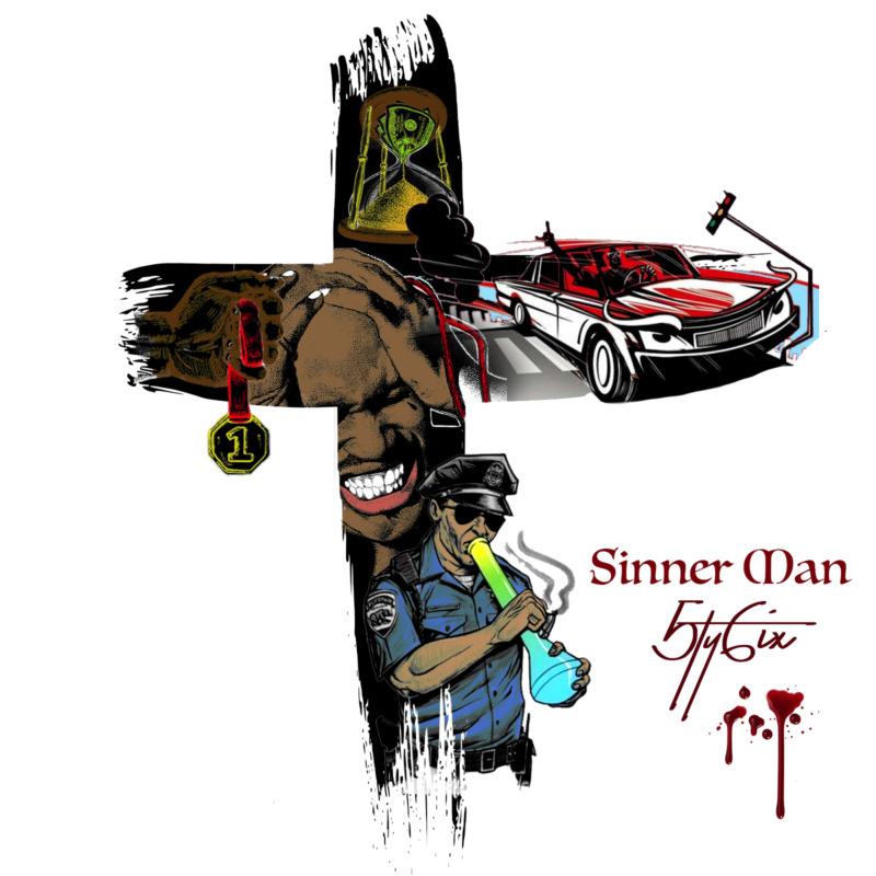 5TY6IX Sinner Man
