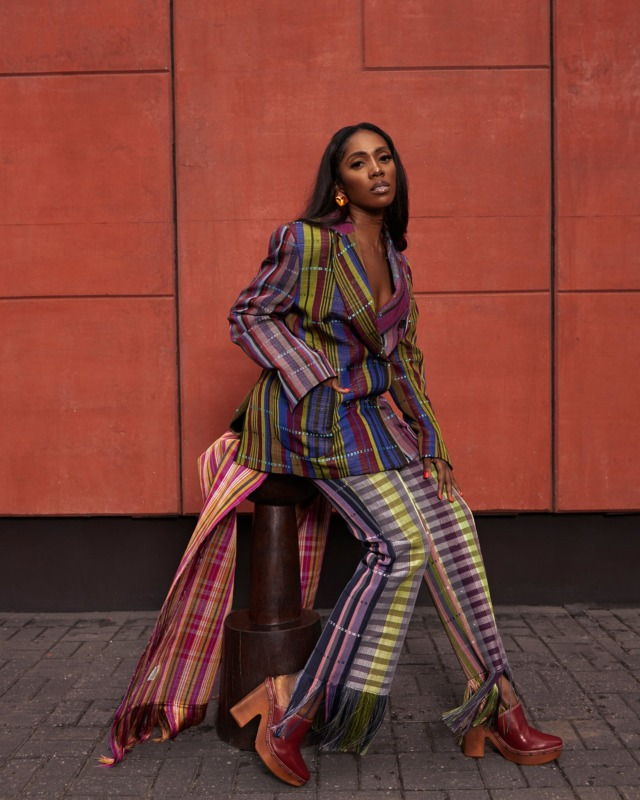 """""""It Had Taken Years To Come To Terms With The Breakup"""" – Tiwa Savage Speaks On Divorce From Teebillz 1"""