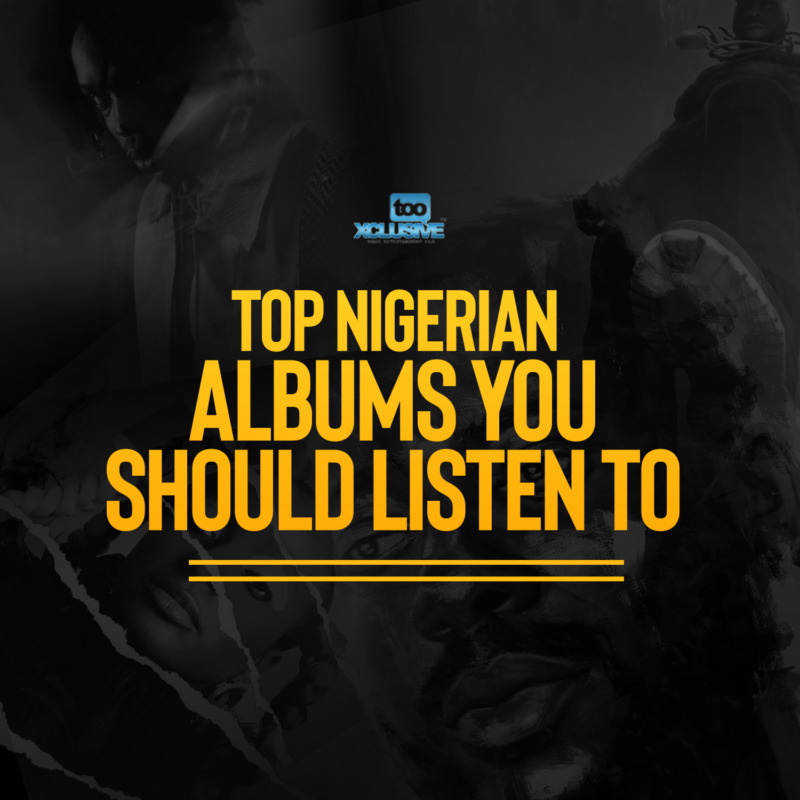 7 Top Nigerian Albums Of 2020 You Should Listen To Before Wizkid's 'Made In Lagos' 1