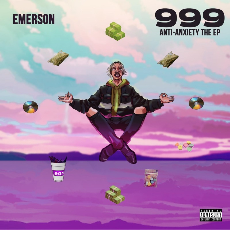 Emerson 999 Anti-Anxiety The EP