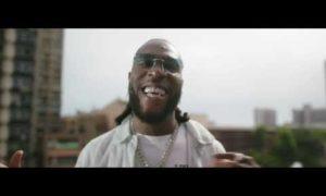 Master KG Jerusalema (Remix) Video Burna Boy