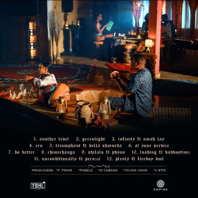 """[Album] Olamide – """"Carpe Diem"""" 2"""