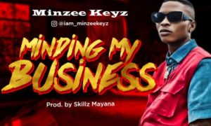 Minzee Keys Minding My Business