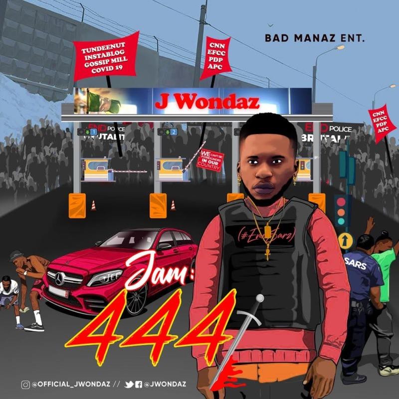 J-Wondaz 444