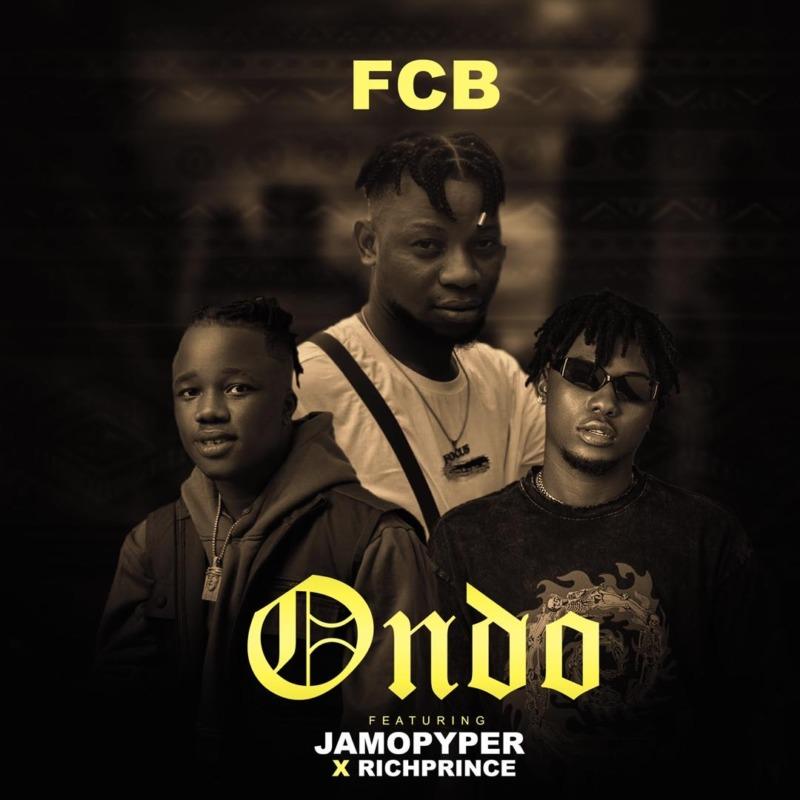 RichPrince Ondo JamoPyper FCB