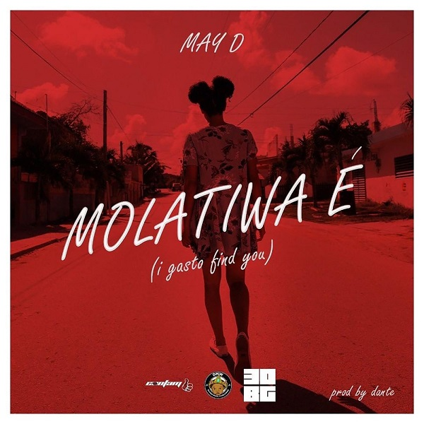May D Molatiwa É