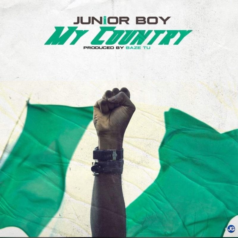 Junior Boy My Country